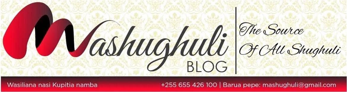 MASHUGHULI BLOG