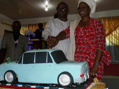 ayo fayose birthday party