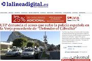Extraña mucho la miopía selectiva de la prensa en el Campo de Gibraltar, .