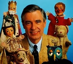 Young Fred Rogers Like most young children ofYoung Fred Rogers Military