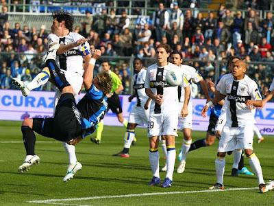 Atalanta Parma 1-1 highlights sky