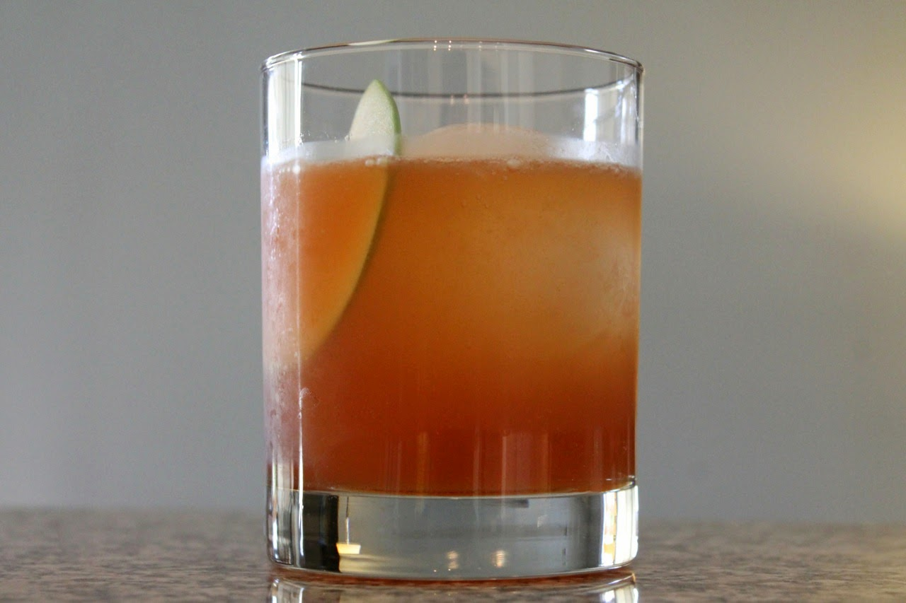 How You Like Dem Apples Cocktail