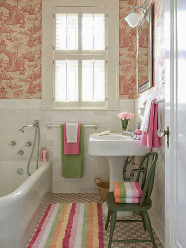 Click the image to enlarge the images and Find your ideas by looking at the  images below about Pretty bathroom ideas.