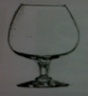 Mengenal bentuk gelas berkaki dan fungsinya