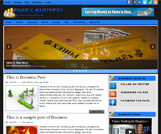 Forex+Business+Blogger+Template
