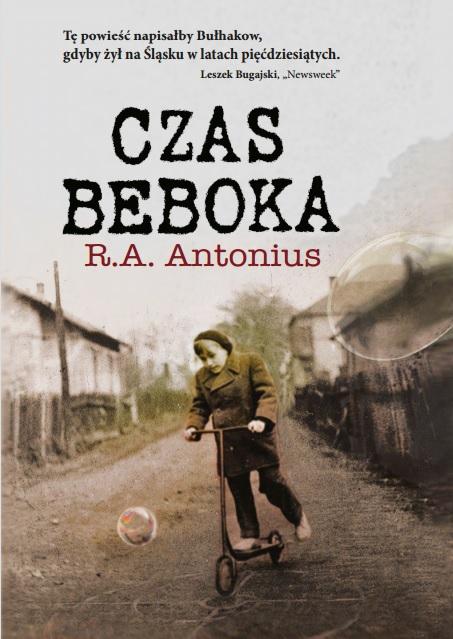 """R.A. Antonius """"Czas Beboka"""""""