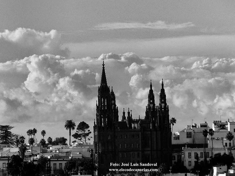 En Gran Canaria se activa el Plan de emergencias por temporal