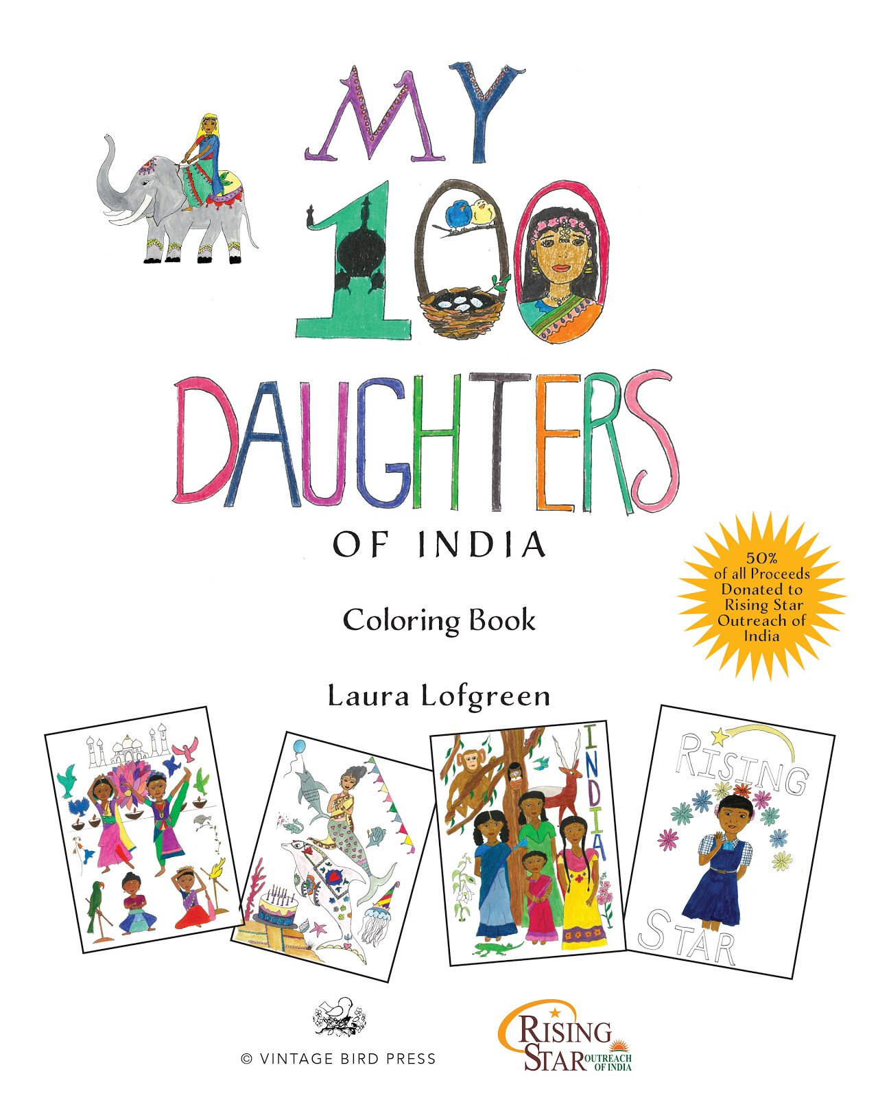 My 100 Daughters of India video
