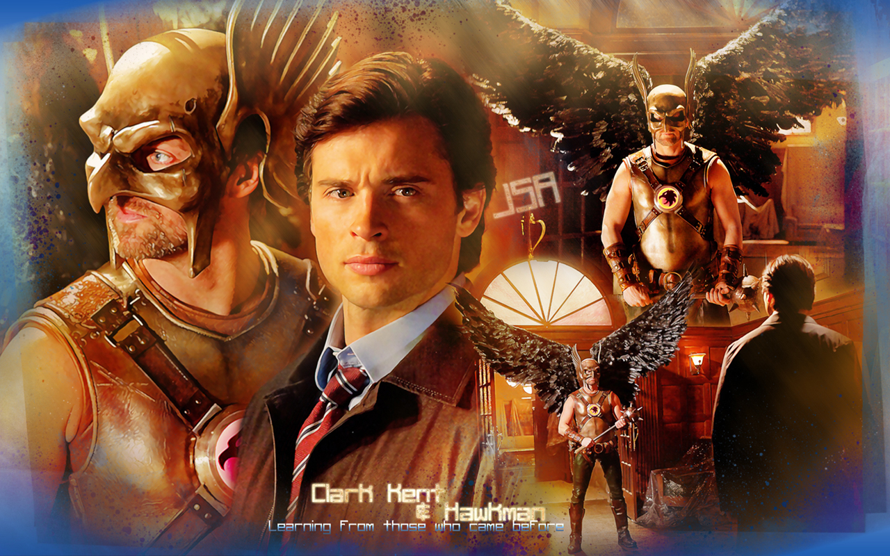 hawkman and hawkgirl fans june 2011