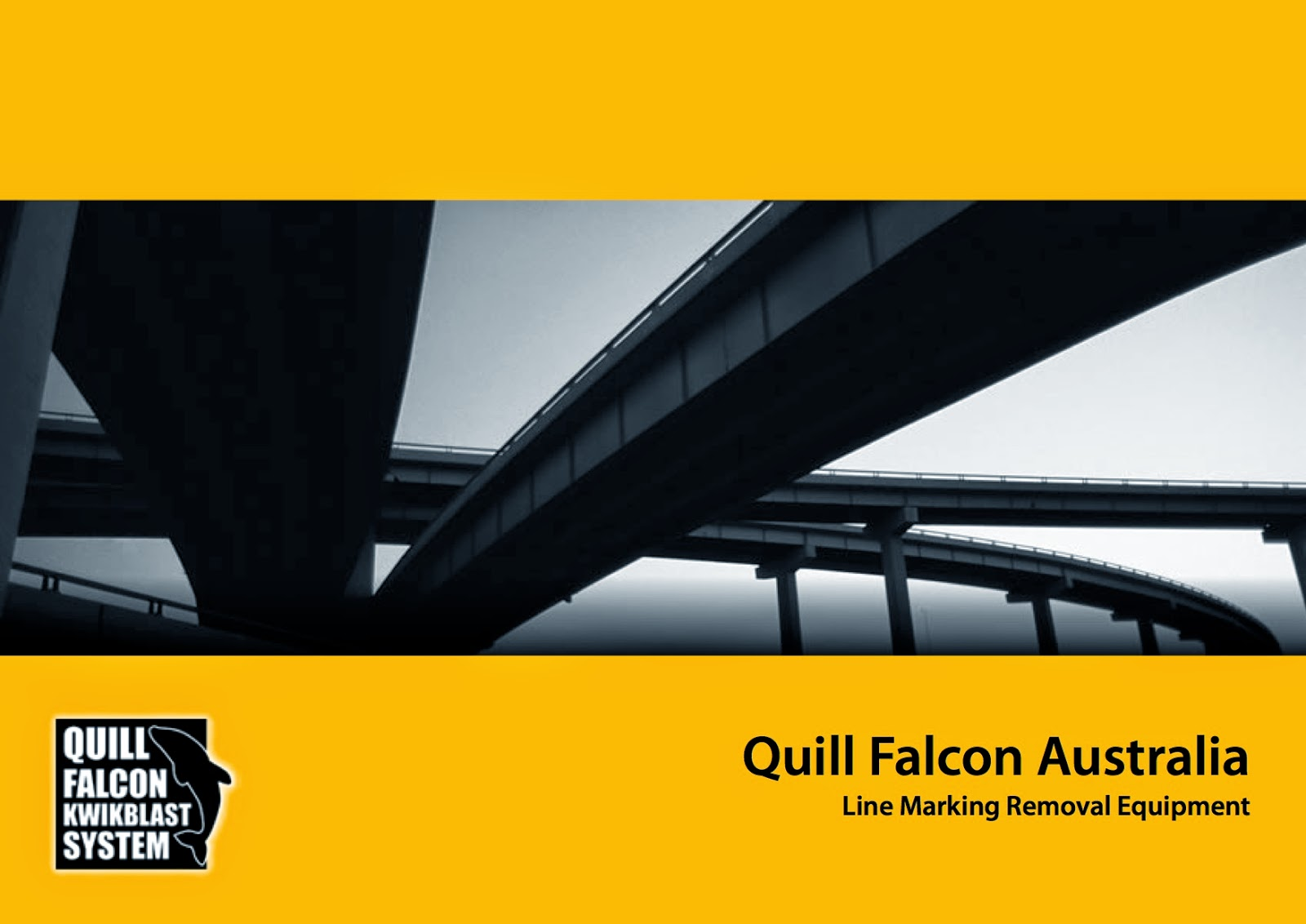 Quill Falcon Australia | Adelaide abrasive boating equipment