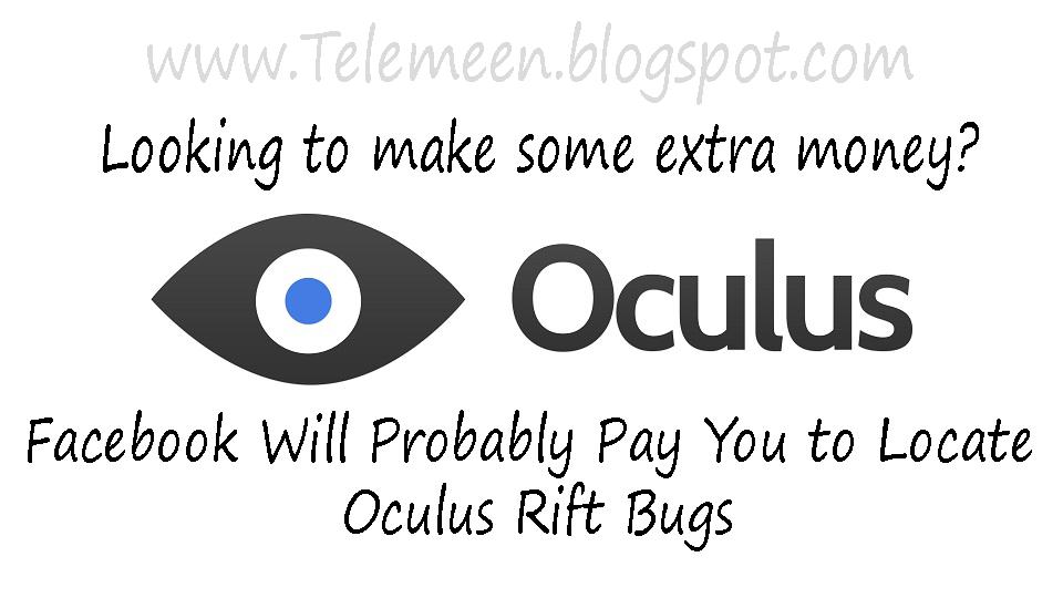 Oculus Right 2015, Oculus Rift Bugs, Oculus Rift with facebook