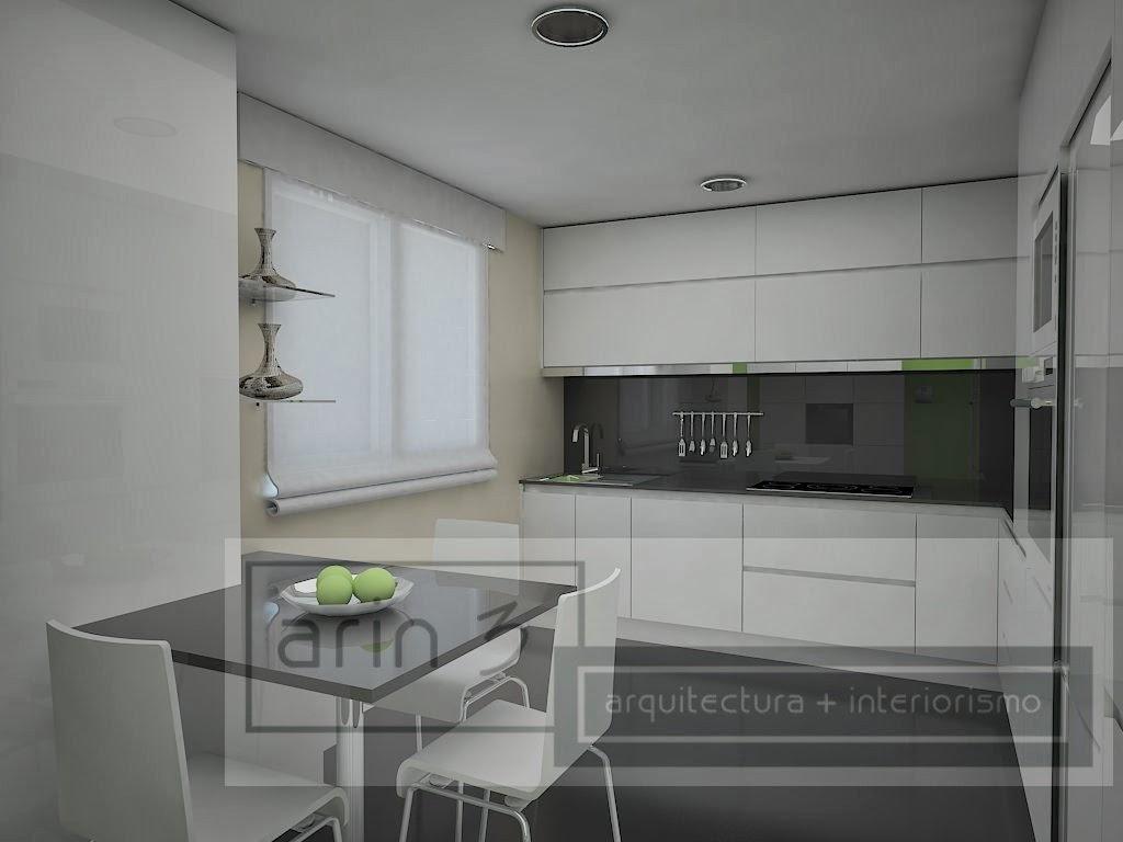 arquitectura interiorismo cocinas