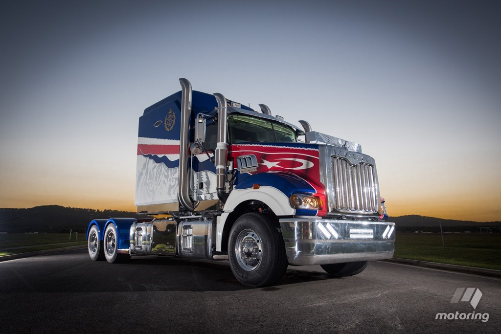 Sultan Of Johor Has An Optimus Prime Truck