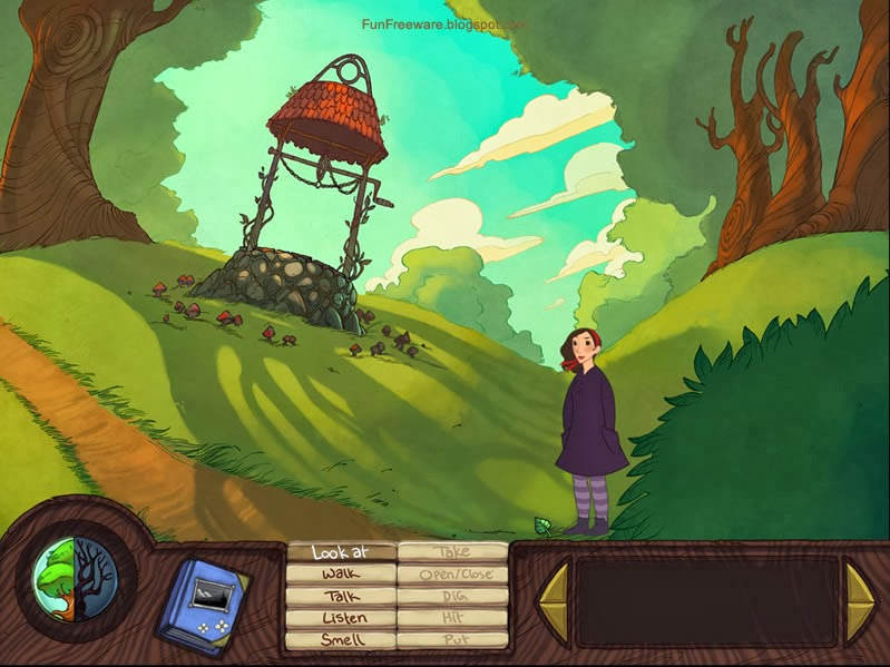 Rosemary the game - Screenshot