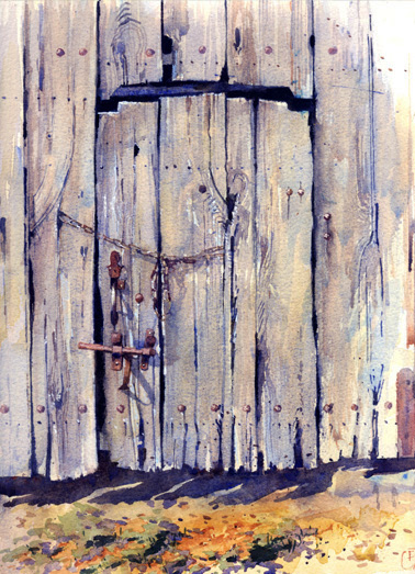 The Barn Door Next Door