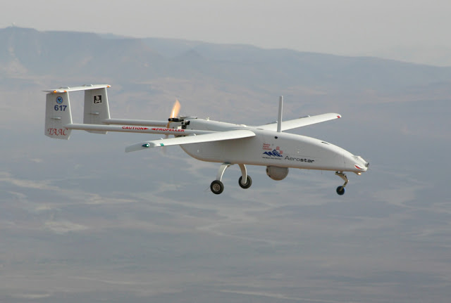 Aerostar Tactical UAV