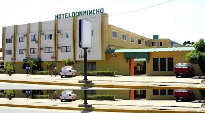 Hotel Don Mincho Hoteles en el malecón de Salinas