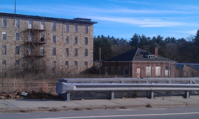 The old Hope Mill