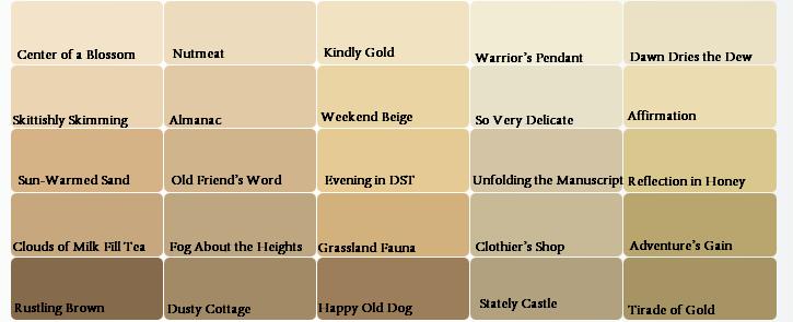 Hwilensang Ooglian Yellow Fun Color Naming