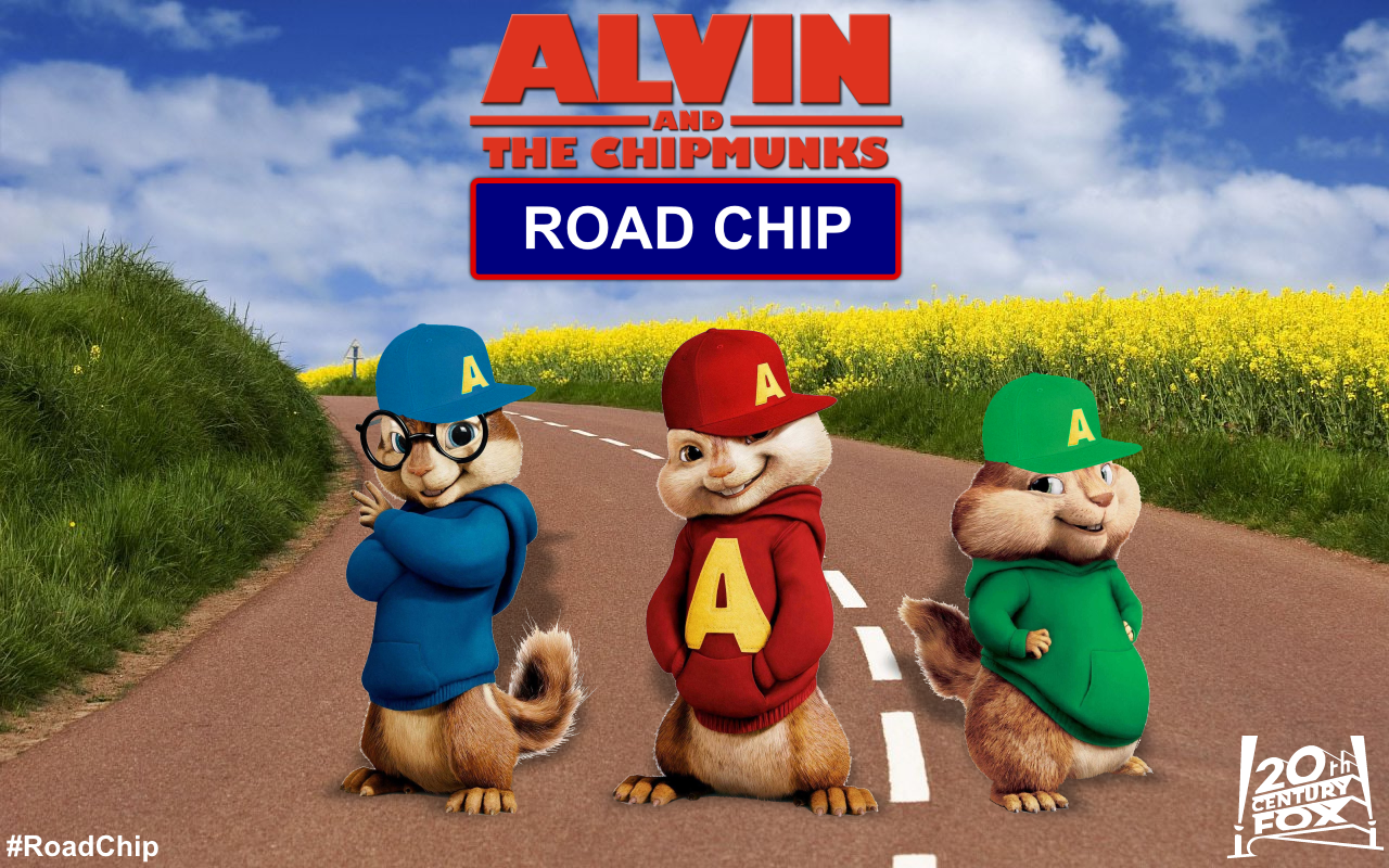 Rock Me Fabulous Alvin And The Chipmunks 4 Road Chip
