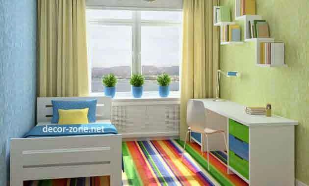 White Bedroom Pop Color