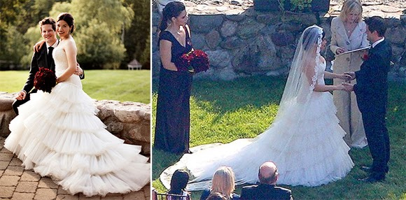 Before and after weight loss america ferrera before and for Losing weight for wedding dress