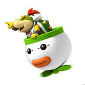 Bowser jr (Bowsy)