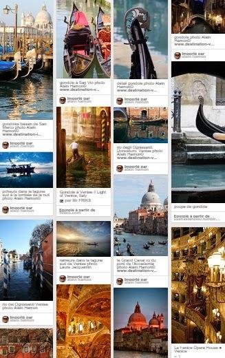 Pinterest Venise