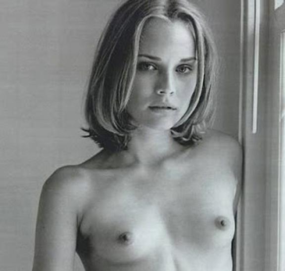 Diana desnuda de Diana Kruger
