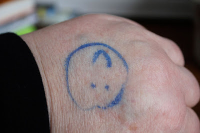 hand stamp