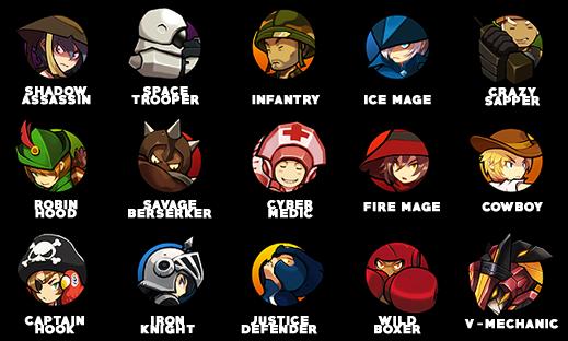 Daftar hero yang 100% berhasil combine dengan 1000 fragment