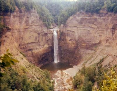 Taughannock Falls 1973