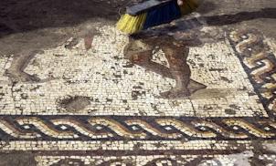 Une église vieille de 1.300 ans découverte en Galilée