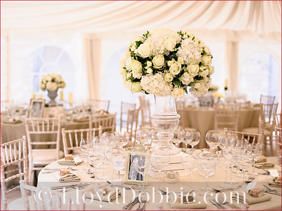 the bovingdons blog: The Wedding Planners Wedding - The Marquee