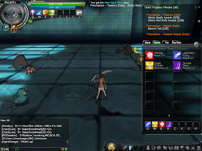 GhostX Ultimate - Sword Skills