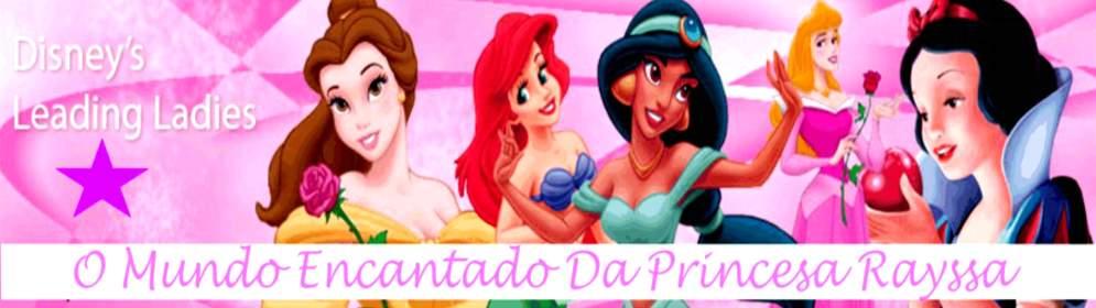 O Mundo Encantado Da Princesa Rayssa
