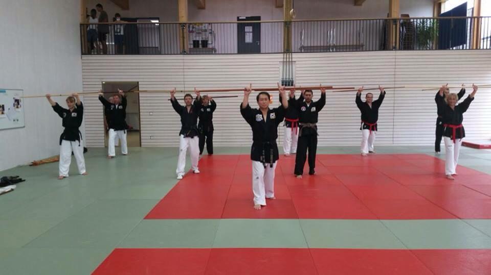 Gimnasio han kuk hapkido taekwondo junio 2015 for Gimnasio telde