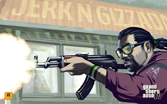 #2 Grand Theft Auto Wallpaper