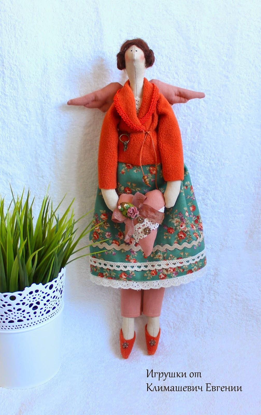 Тильда, кукла тильда, тильда фея, тильда ангел, ангел, фея, кукла своими руками, тильда мк, тильда мастер класс, текстильная кукла