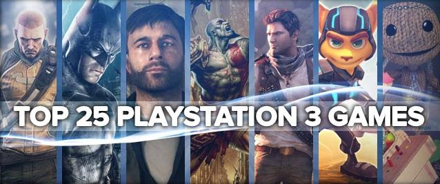 Dünyanın son dönemde çıkan en iyi 25 playstation oyunlarını ign ...