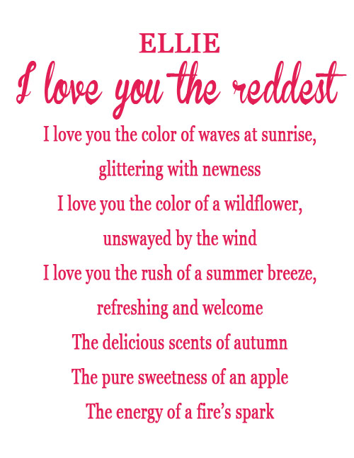 Love Poems For Him For Her for The One You Love for Your boyfriend ...