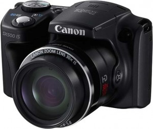 Canon PowerShot SX500 IS Specifications
