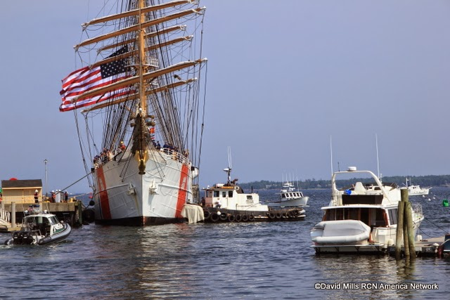 Tall Ships Return To Portland Investment Banking Blog