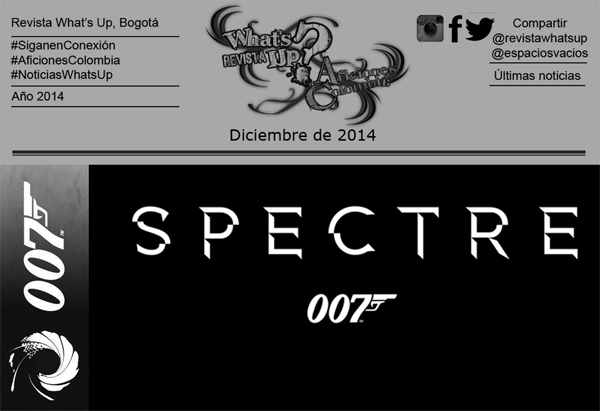 SPECTRE-AVENTURA-JAMES-BOND-PRODUCCIÓN