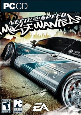 Need for speed Mostwanted Cover