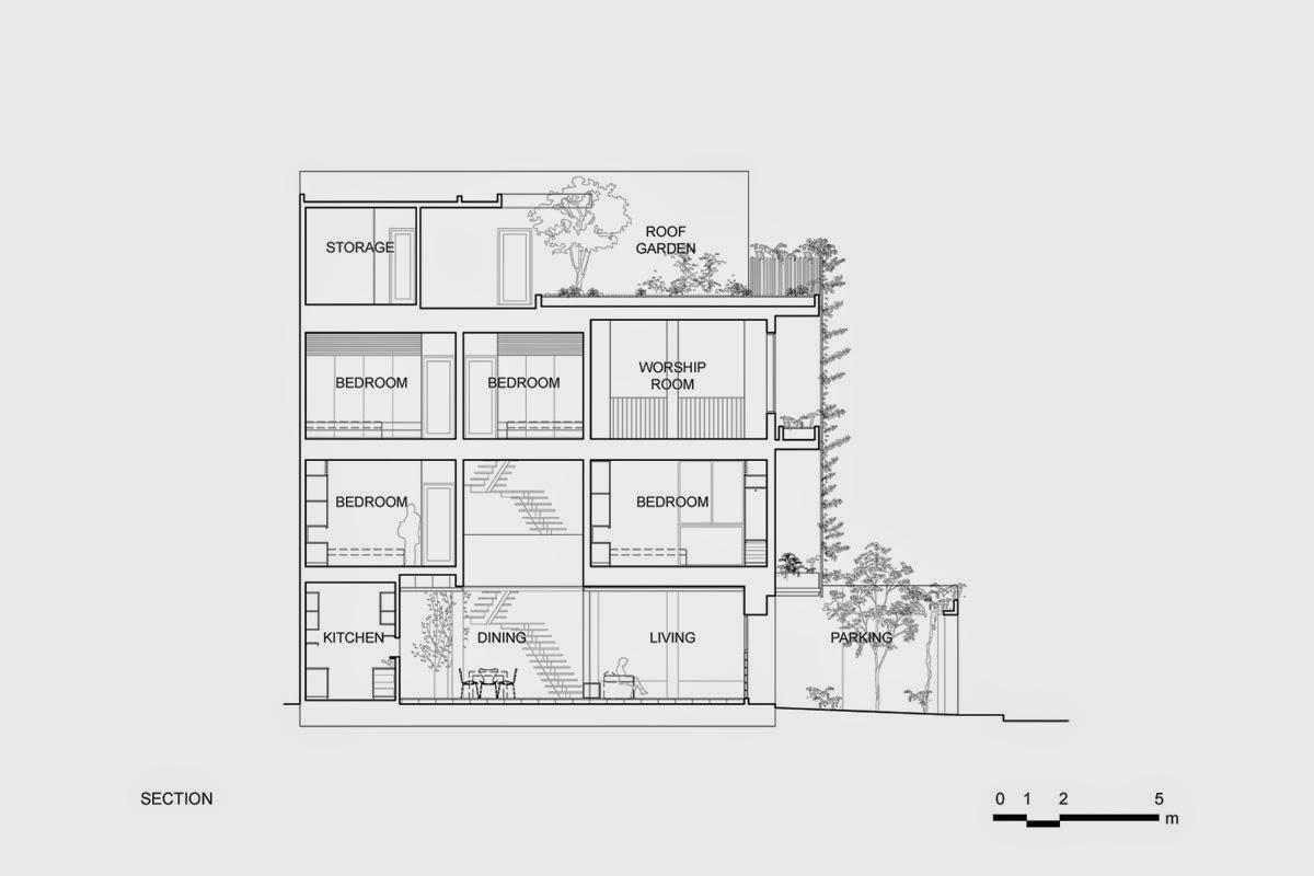 konsep-green fall-unsur-alami-segar-dan-asri-pada-desain-fasad-rumah-ruang dan rumahku-018