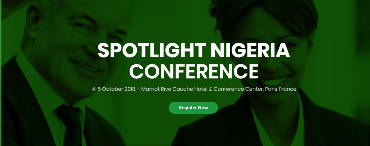 REGISTER: Spotlight Nigeria Conference
