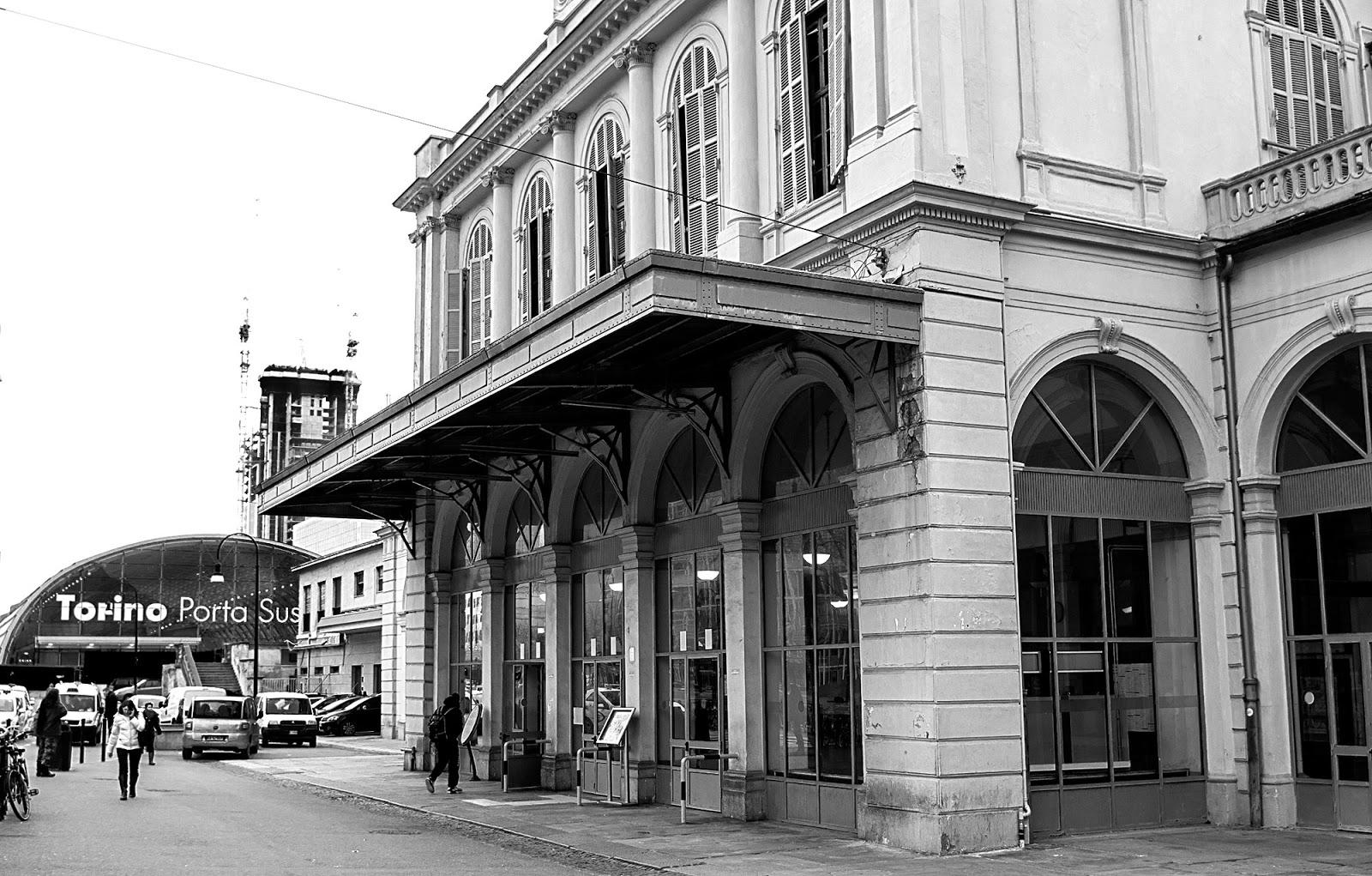 Stazione di porta susa fotografia - Porta susa stazione ...