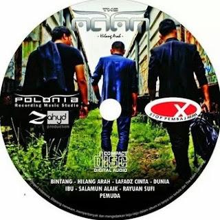 Album Nasyid: The Adam - Hilang Arah (8 Lagu)