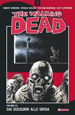The Walking Dead #23 - Dai sussurri alle grida